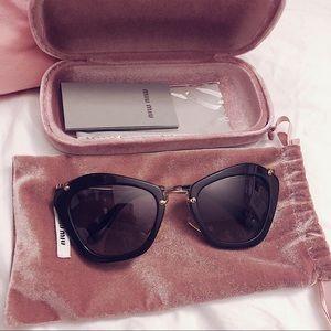 Authentic Miu Miu Sunglasses